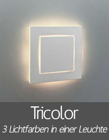 LED Treppenbeleuchtung Standard in Warmweiß oder Weiß
